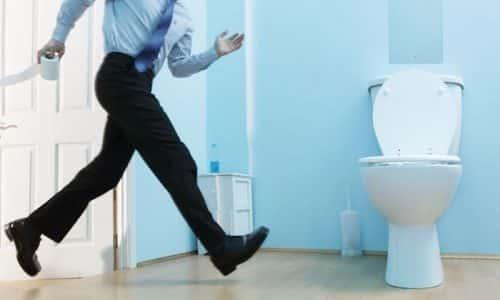 Циститом страдают мужчины 45-летнего и старшего возраста. Симптомом этого заболевания является частое мочеиспускание