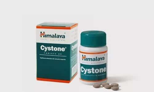 Длительный прием Цистона уменьшает воспалительный процесс, усиливает антибактериальные свойства антибиотиков, растворяет камни в почках